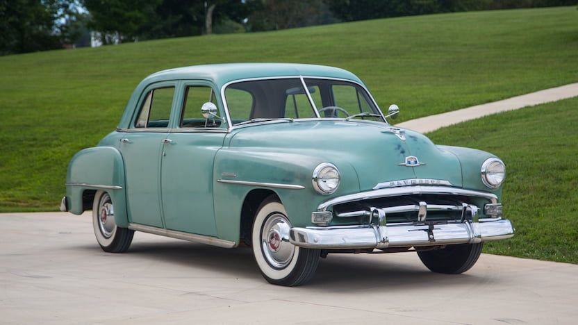 1951 Plymouth Cranbrook | F102 | Chicago 2018 | Mecum Auctions