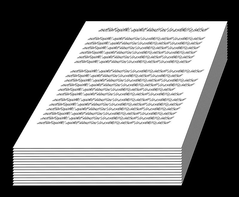 Manuscript Manuscrit By Palimpsest Piles De Papiers Manuscrit Stack Of Papers Manuscript Paper Clip Art Writing Clip Art