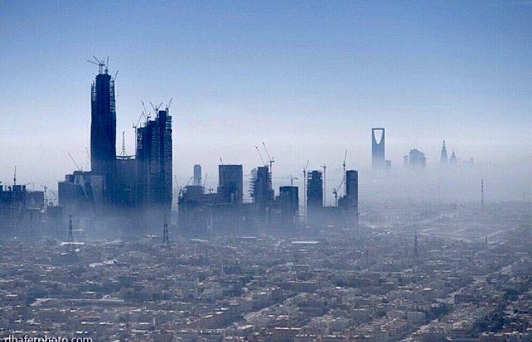 Riyadh Skyline Riyadh Saudi Arabia Riyadh Chicago City