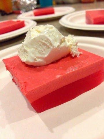 Hawaii Mom Blog Strawberry Creamsicle Jello Favorite Recipes