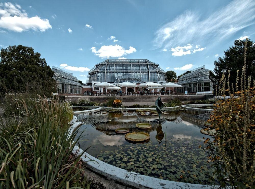 Popular Botanischer Garten Berlin von Foto Monika