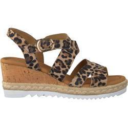 gabor sandalen 832 braun damen gabor braun damen