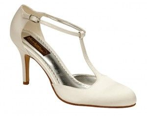 c0754f53a28dc7 Chaussures mariage Amethyst Ivoire | idées mariage | Chaussure ...