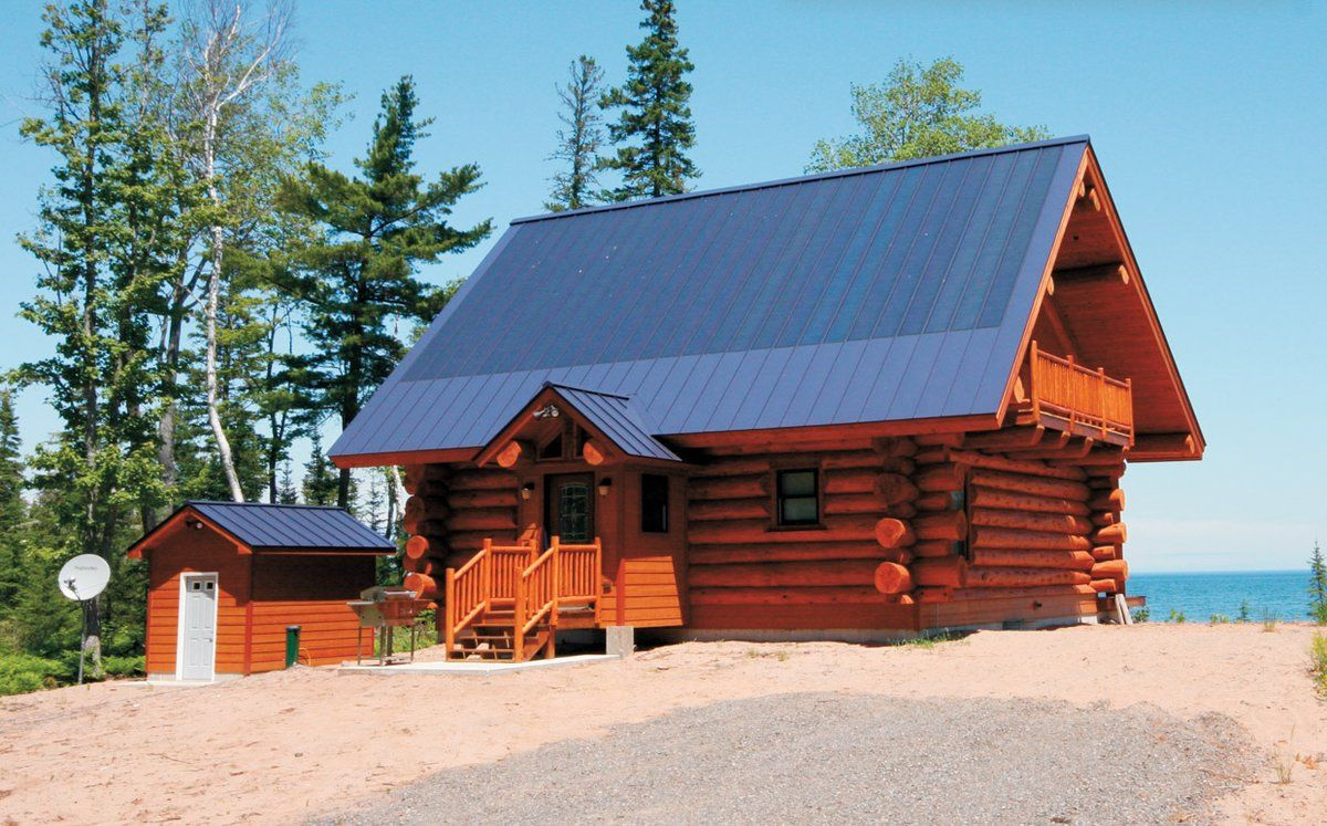 Building an offthegrid home off grid house building