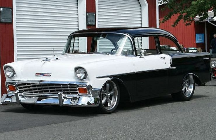 1956 Chevys Still Hot 60 Years Later With Images Hot Rods