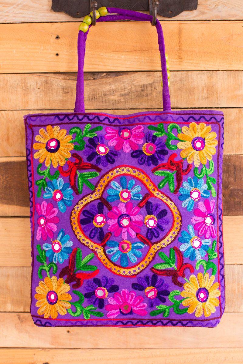 Tree of Life Boho Womens Accessories Gypsy Bags  ca12ea6788605