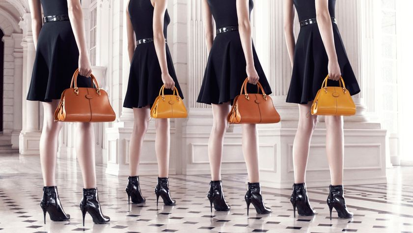 Tod's Autumn Winter 2013-2014 Campaign for Women