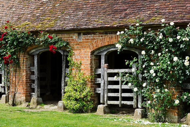 Barrington Court: stables of yore | Flickr - Photo Sharing!