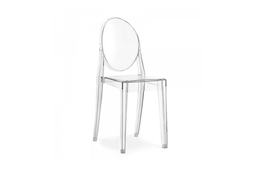 Philippe Starck Chaise Victoria Ghost Objet
