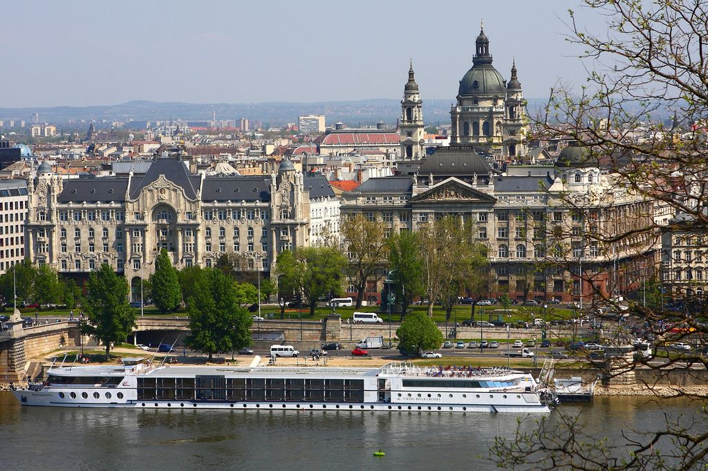 The Pest side, Budapest_ Hungary