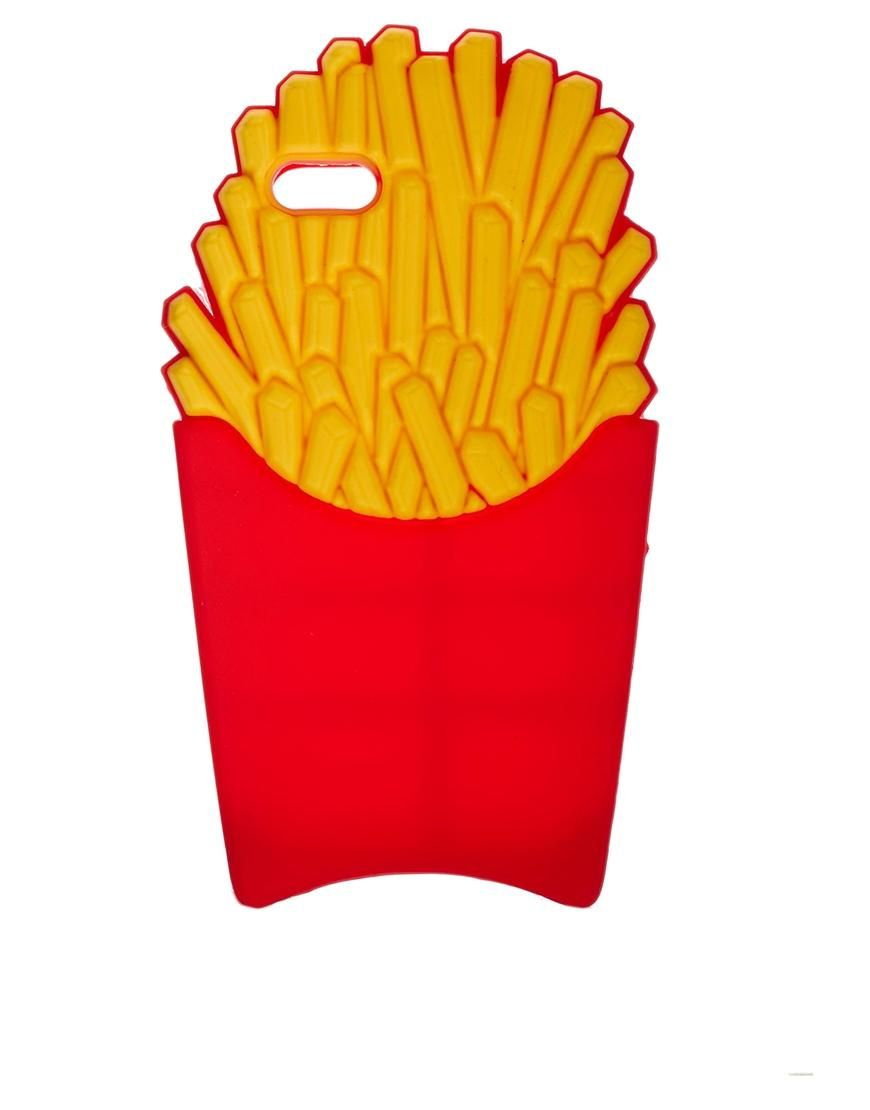 I want! French fry phone case | Accessories | Pinterest