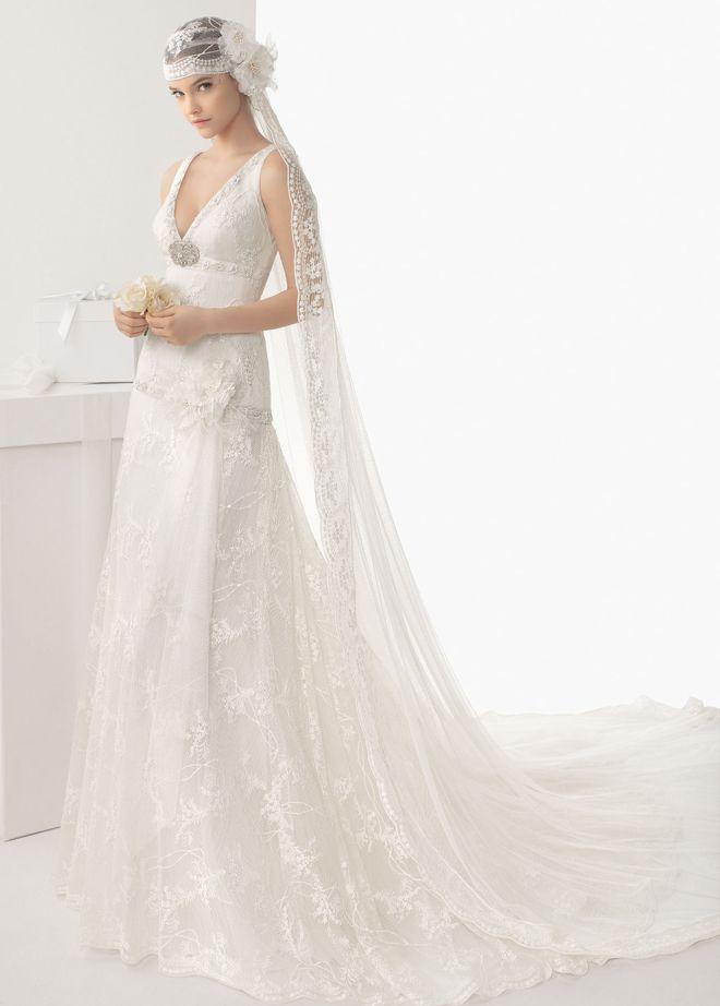 Rosa Clara 2014 Wedding Dress
