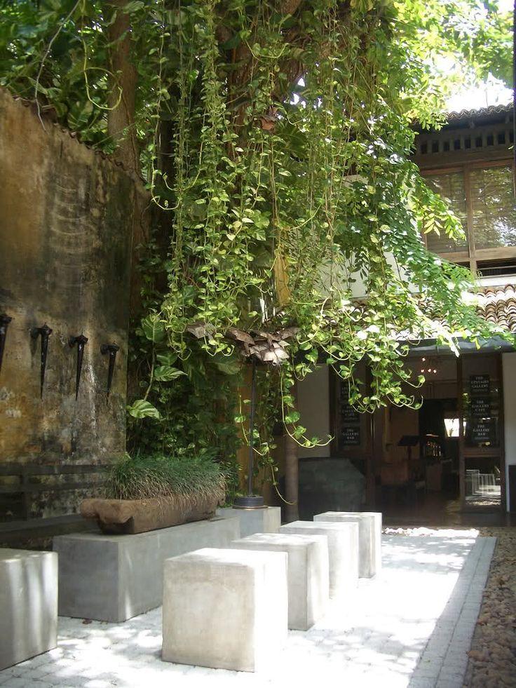 Geoffrey Bawa's Tropical Modernism, Sri Lanka ...