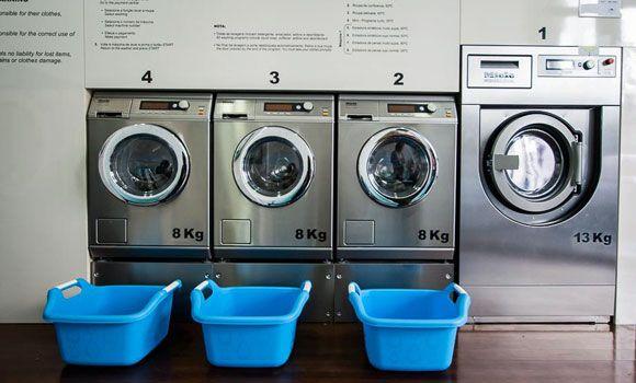 Self Service Laundry Store In Porto A Lavandeira Local Porto
