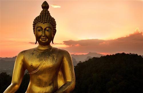 Download God Buddha Golden Statue HD Wallpaper Free At Hdwallpaperslive