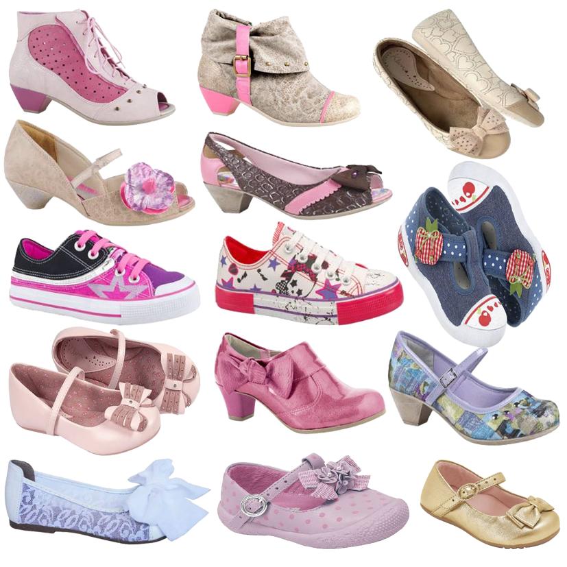 5f92fde2e calçado infantil feminino foto1 | Sapatos Para Garotas | Sapatos ...
