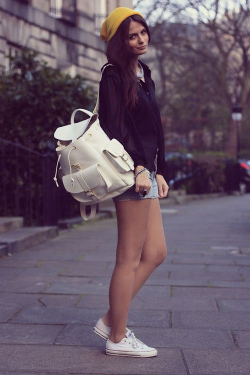 Chaussures Converse blanches Fashion femme crsEJpb