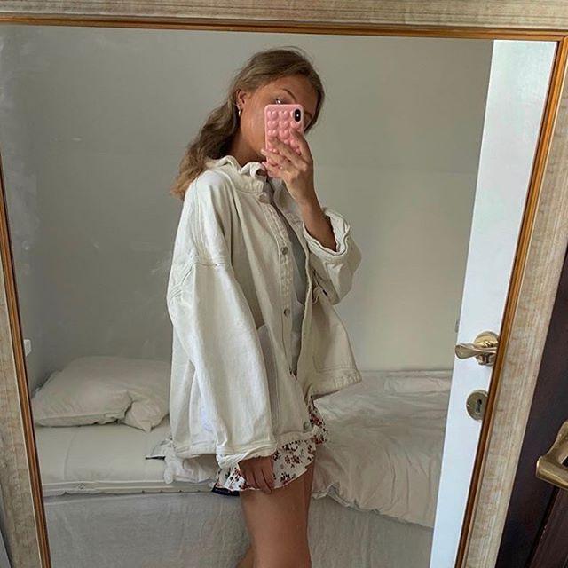 "Photo of Spell Cases on Instagram: ""@annaastrup wearing MARIE 💘💐🦢 #spellgirls #MARIE"""
