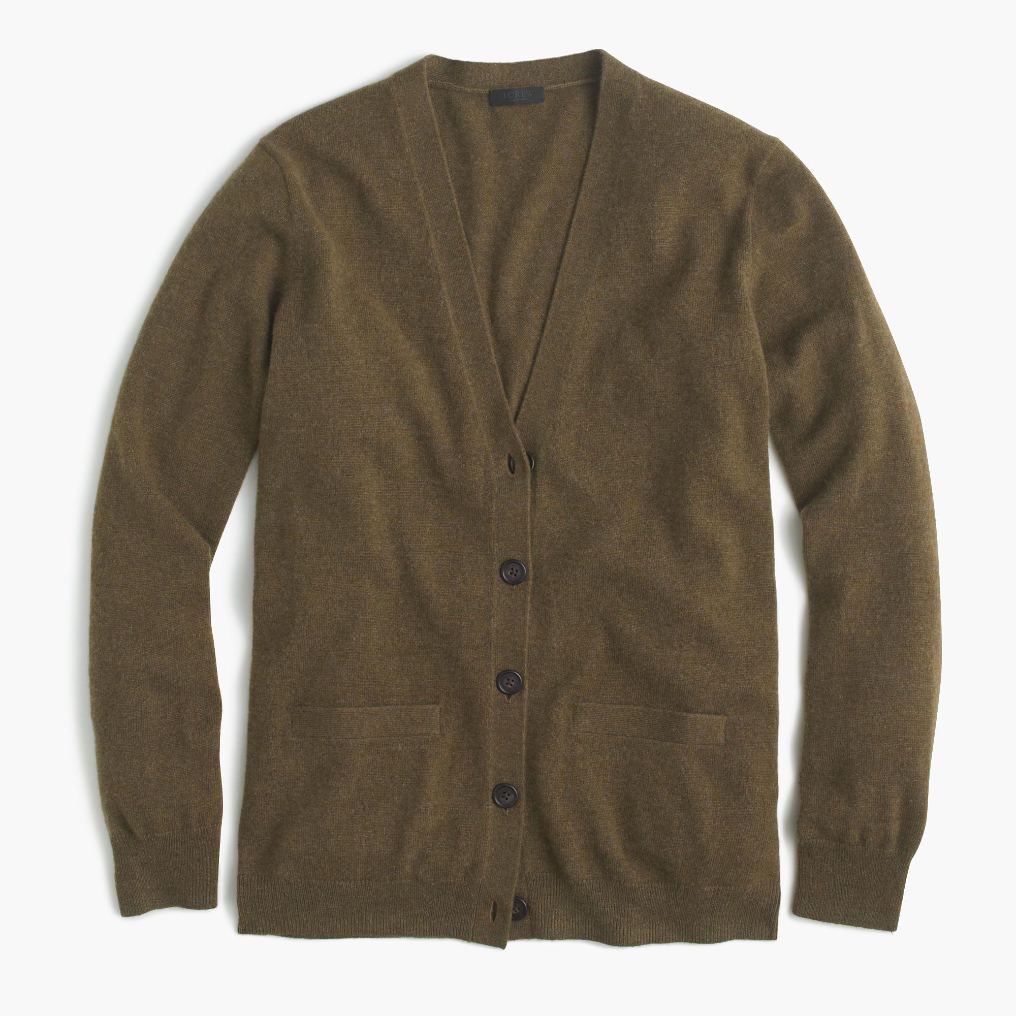 Italian cashmere boyfriend cardigan sweater | Things to wear ...