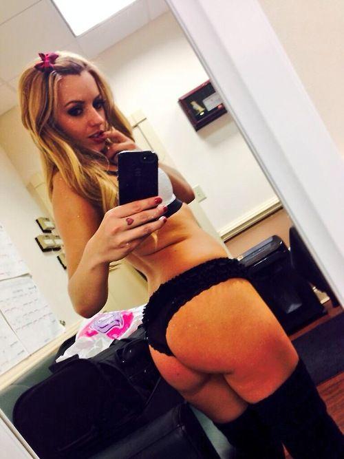 Amateur bbw blonde