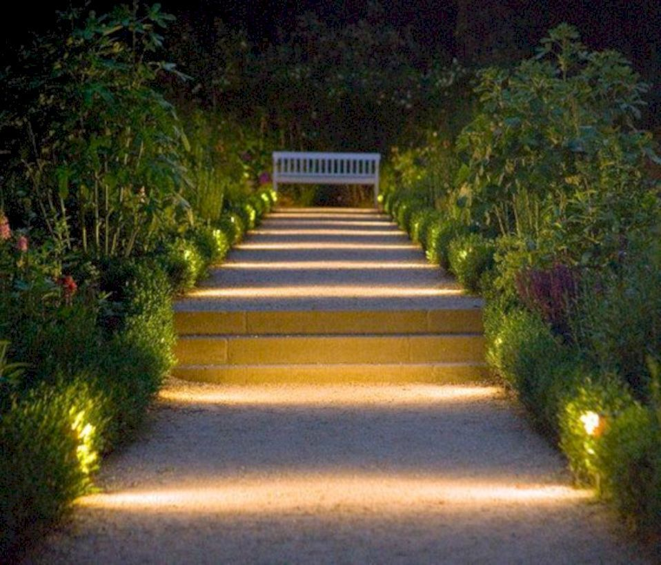 Try These Diy Garden Path Lighting Designs Rk Of Experts Landscape Architects Landsc In 2020 Garden Path Lighting Outdoor Landscape Lighting Outdoor Garden Lighting