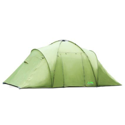 Generic 2 Room Tent Starry 46 Person Lightweight Waterproof Tent for C&ing Hiking Backpacking Picnic Party Outdoor Indoor Use * Learn more by visiting the ...  sc 1 st  Pinterest & Arctic Monsoon Family Camping 2 Room Tent Starry T2 4-6 Person ...