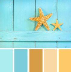 Color Salmon Combinar Colores Buscar Con Google Paletas De Color Amarillas Color De Playa Paleta De Colores Azul