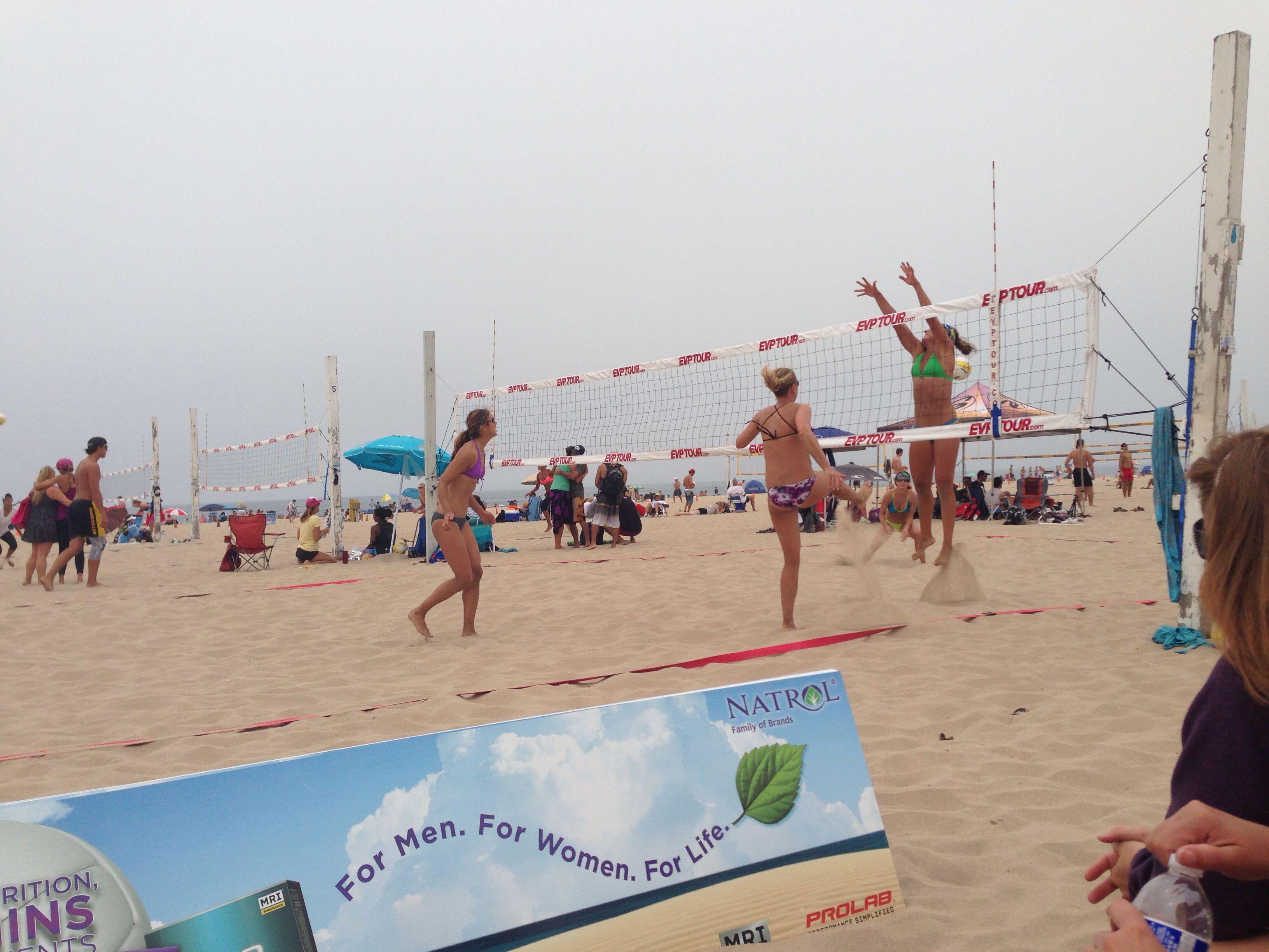 Beach Volleyball Tournament Hermosa Beach Volleyball Tournaments Hermosa Beach Beach Volleyball