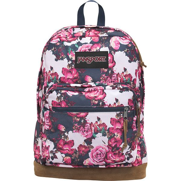 Jansport Right Pack Laptop Backpack Discontinued Colors Multi