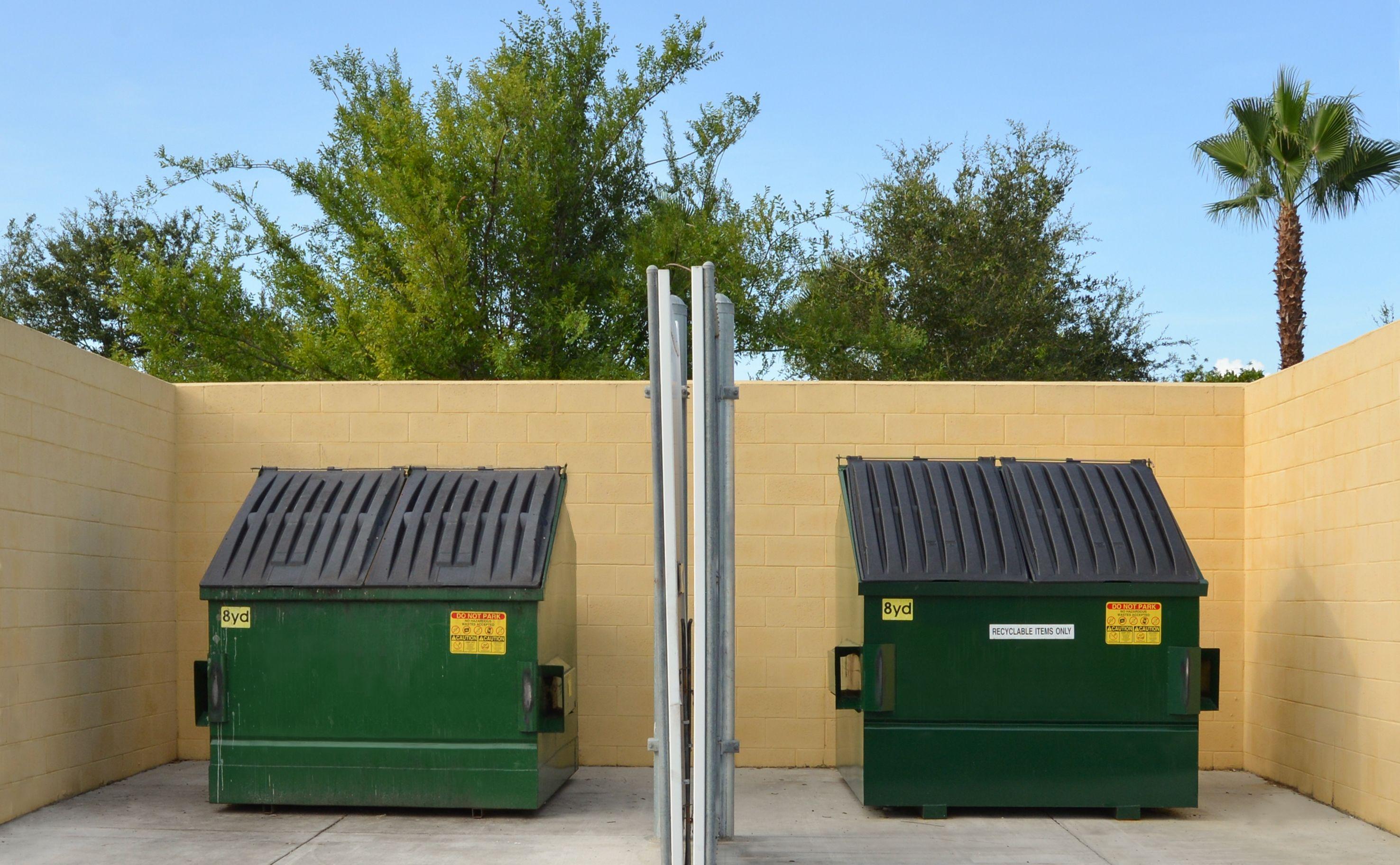 Sarasota FL Recycling Dumpster Rental Arwood Waste of