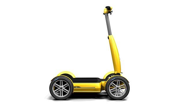 Streetroller on Behance