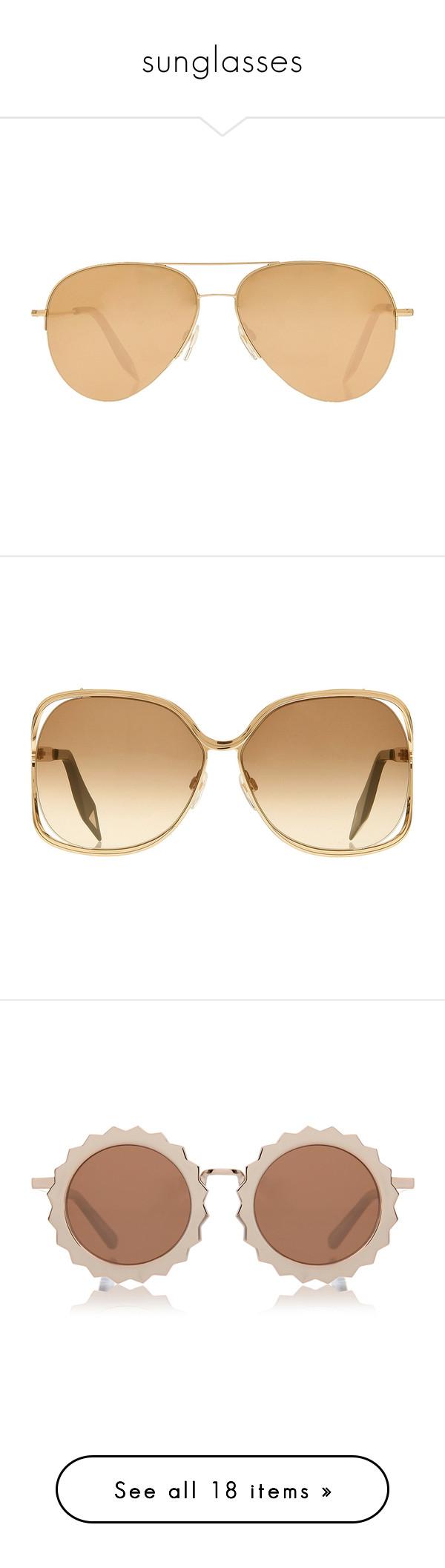 cbb35d57515 Pink Sunglasses Polyvore - Shabooms