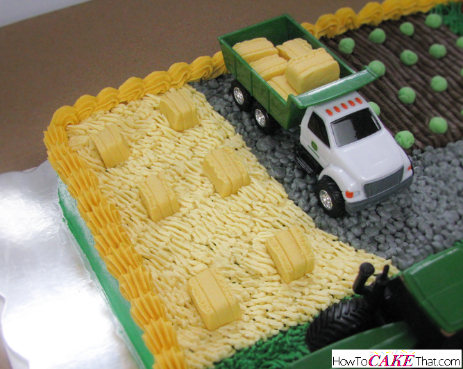 Fondant Hay Bales Learn How To Make Realistic Little