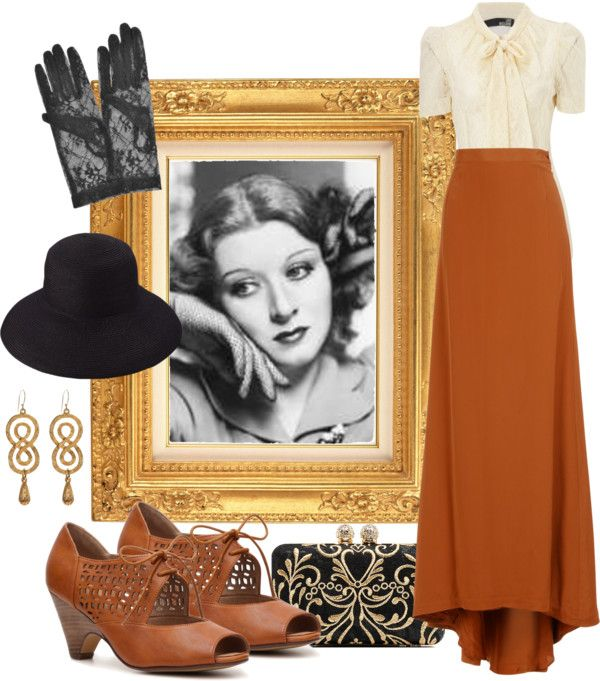 """Greer Garson"" by rochellechristine on Polyvore"