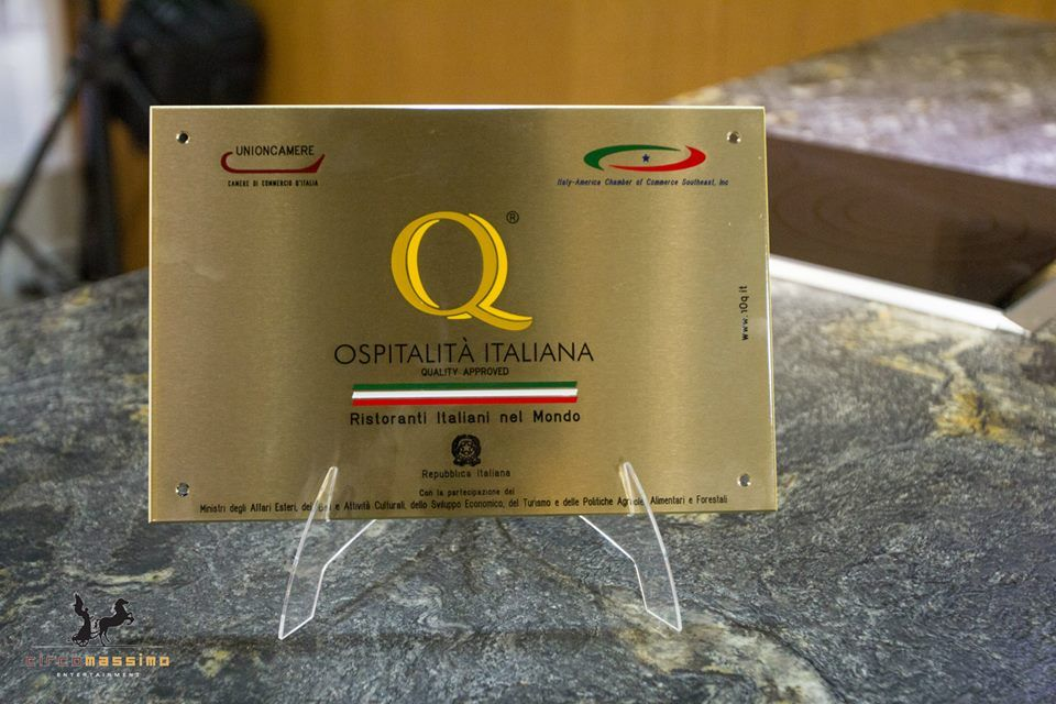 Marchio Ospitalita Italiana Awarded To Adriatico May 13 2014