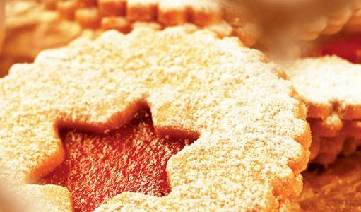 linecká kolečka with images  food desserts cookies
