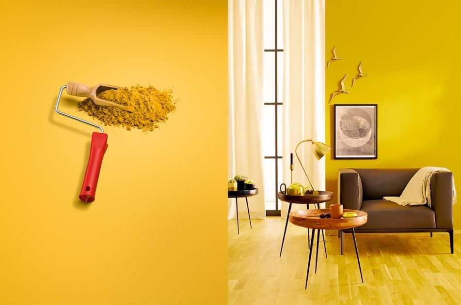 Schoner Wohnen Trendfarbe India Bild 22 Schoner Wohnen Trendfarbe Schoner Wohnen Farbe Schoner Wohnen Wandfarbe