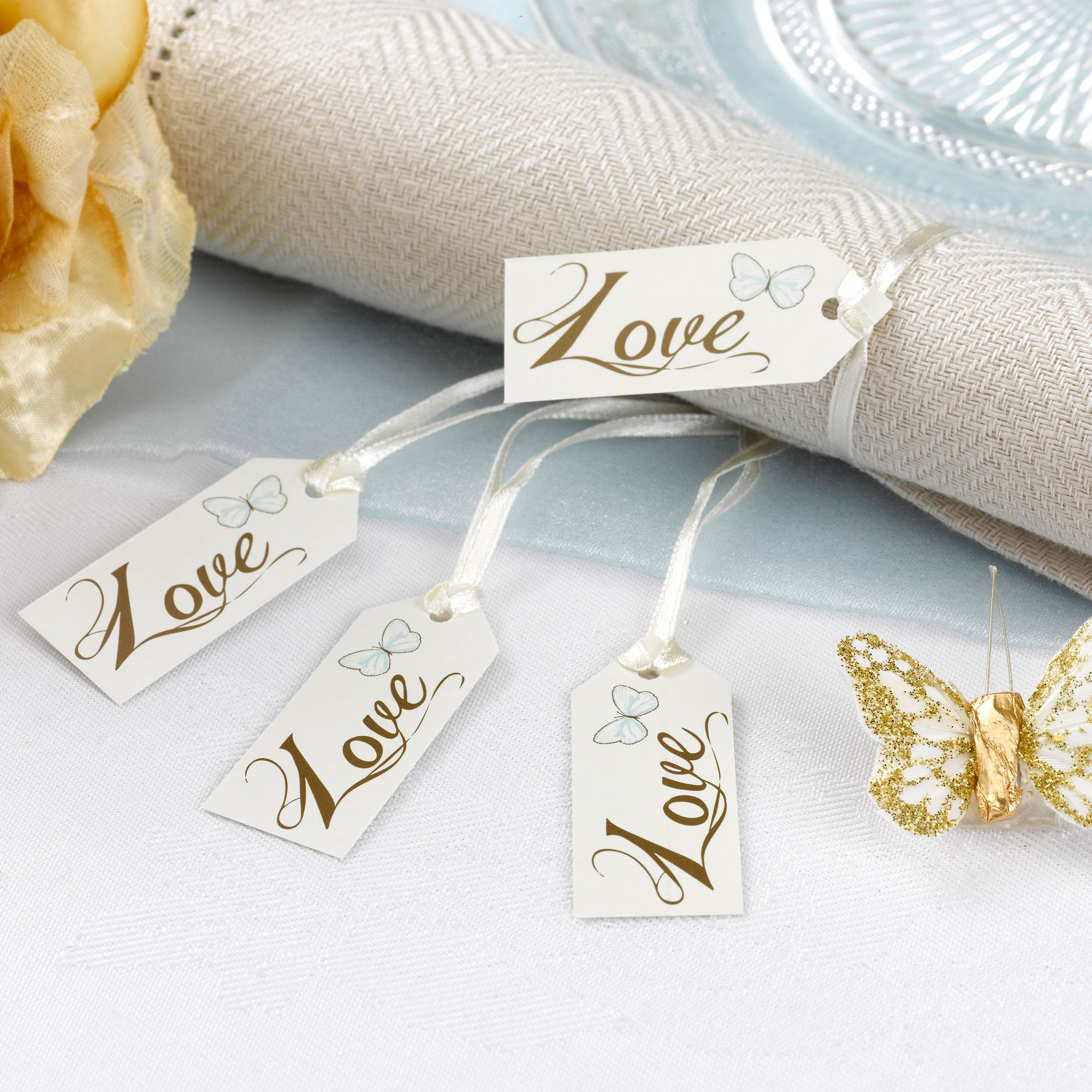 Wedding Favour Tags Small To Have And Hold