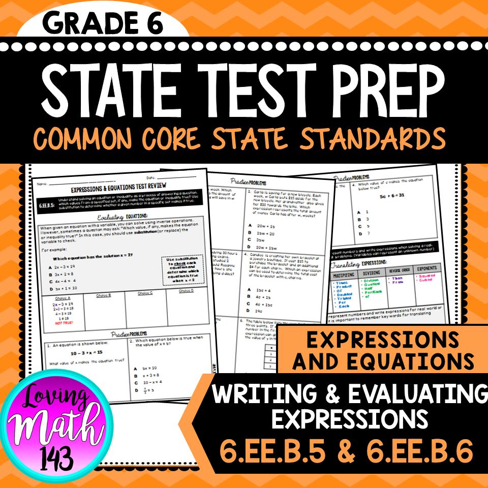 Evaluating Algebraic Expressions Worksheet Grade 8 [ 960 x 960 Pixel ]