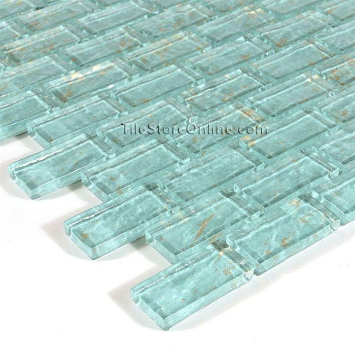Glass Subway Tile for Pools Glass Tile 1X2 Glass Tile Brick