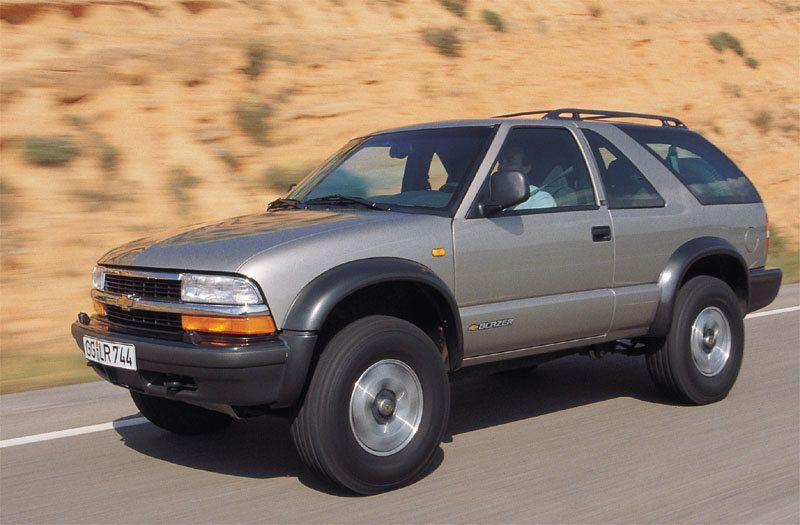 Chevrolet Blazer Zr2