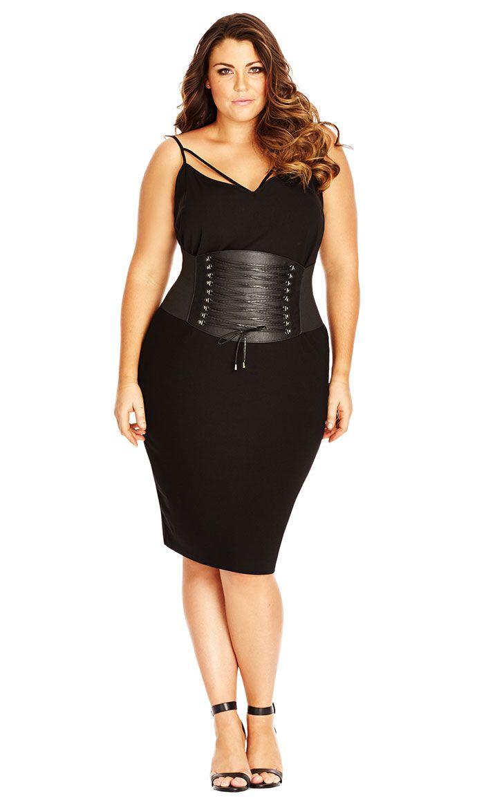 910a762e2c11 City Chic Corset Belt - Women's Plus Size Fashion City Chic - City Chic  Your…
