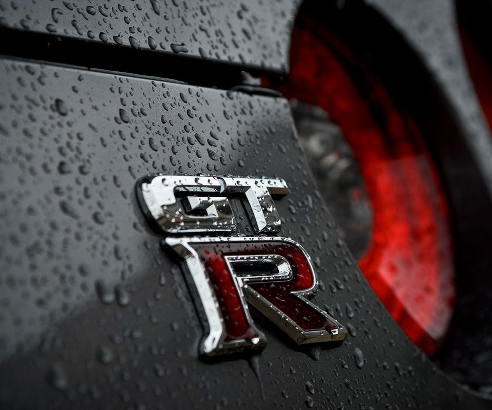 Gt R Emblem