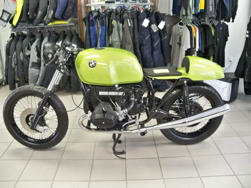 BMW Cafe Racers - post a pic? - Page 50 - ADVrider