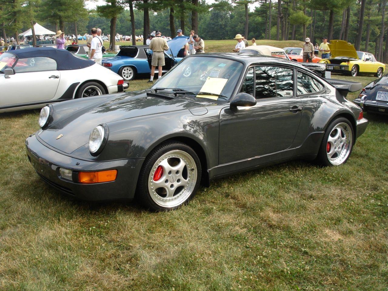 Porsche Dolomite Grey | Grey - Colors We