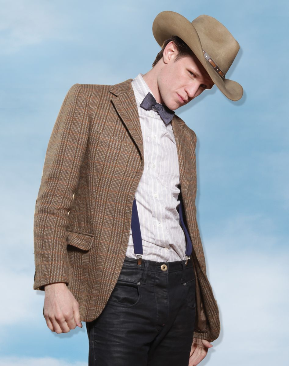 Eleventh Doctor/'s Jacket Who is Doctor Dr