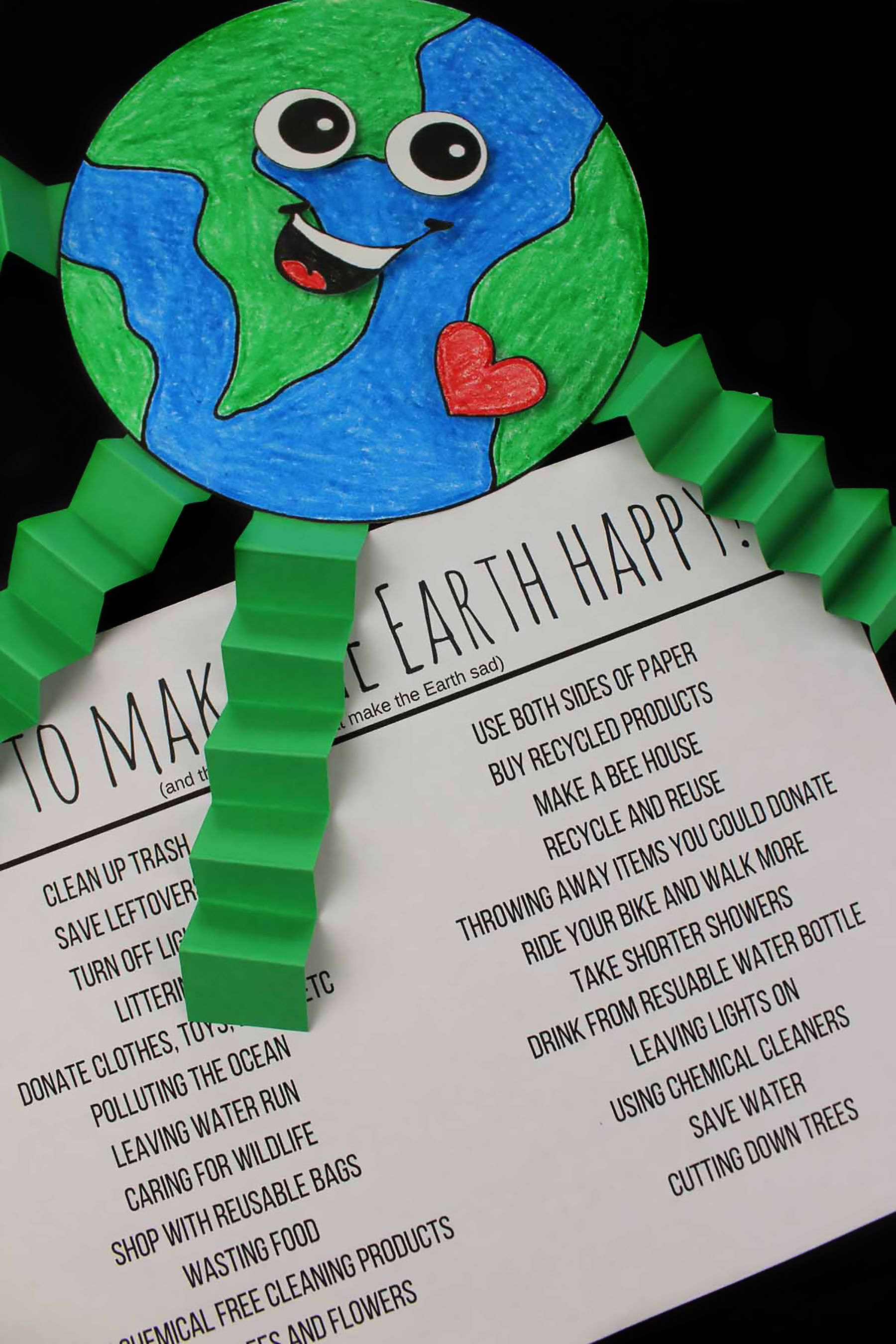 89 best Earth Day crafts for kids images on Pinterest