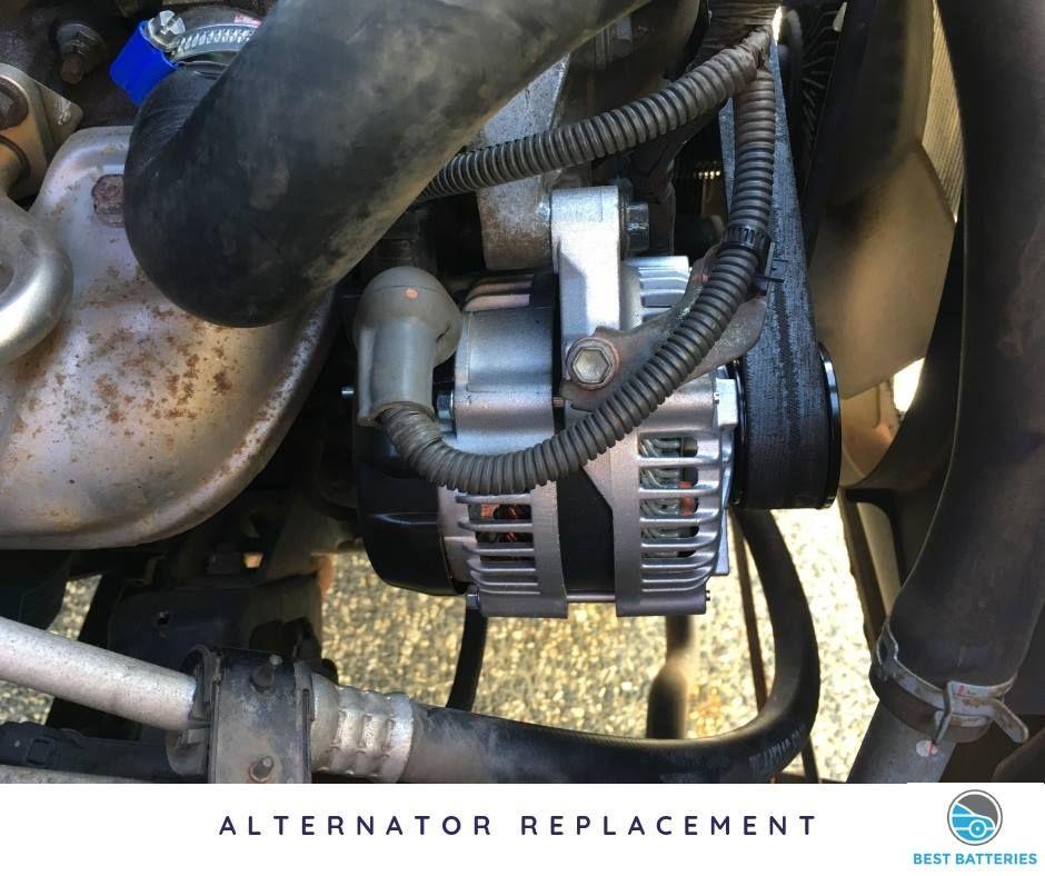Alternator Mobile Replacement In Brisbane Alternator