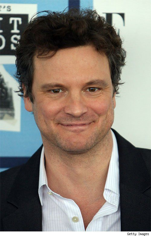 This handsome devil reminds me of my husband: serious, but with a secret funny bone. Has anyone seen him in the old A (when that channel made great movies) Pride & Prejudice? It just made me melt. heheheeh--Colin Firth