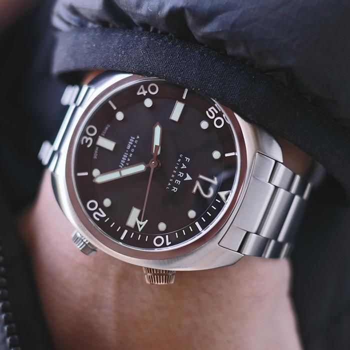 Endeavour   Affordable automatic watches, Farer watches ...